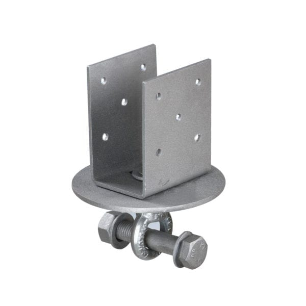 "2"" inch U- bracket for horizontal beam"