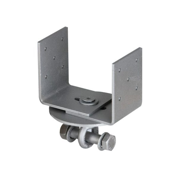 90-130mm U- bracket for horizontal beam