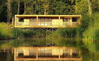Case Study: Summer House Using DIY Screw Piles